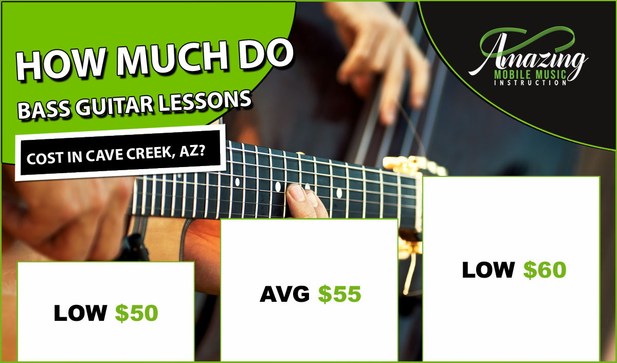 Bass Guitar Lessons Cost Cave Creek AZ